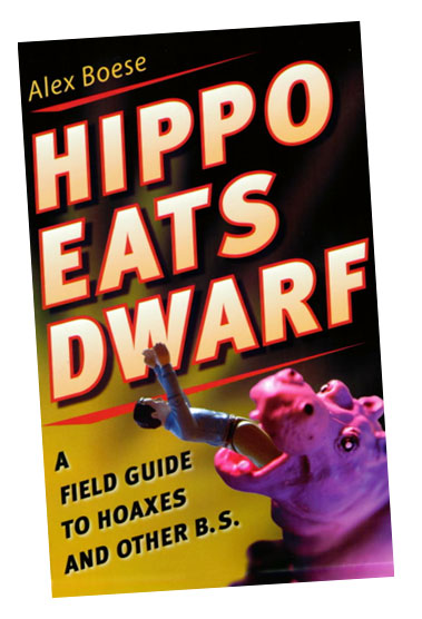 Hippo Eats Dwarf Book Cover