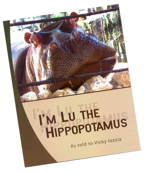 Lu the Hippopotamus Book Cover