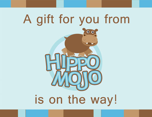 IOU for Hippo Mojo