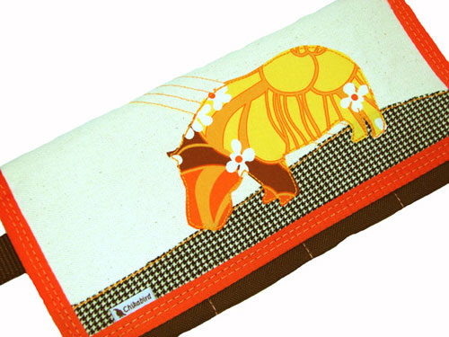 The Hip Hippo Wallet or Clutch