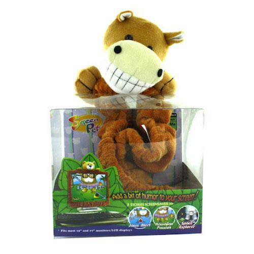 Screen Petz Hippo Monitor Friend